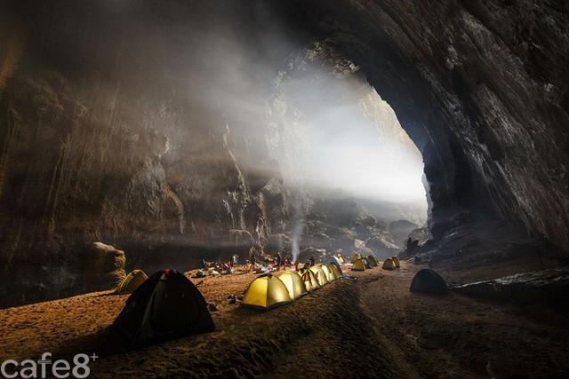 Phát hiện thêm hệ thống hang ngầm bí ẩn bên trong Sơn Đoòng - Ảnh 4.