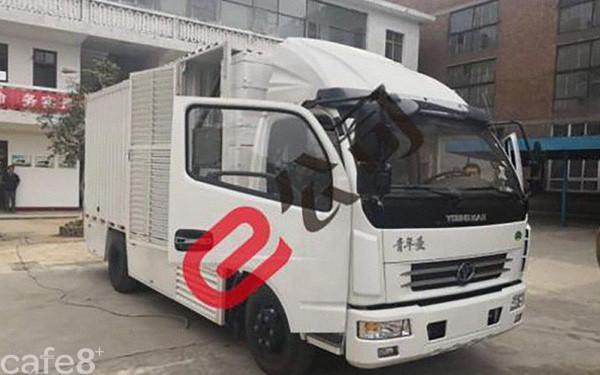 Trung Quốc chế tạo thành công xe tải chạy bằng nước, đi được 500km chỉ với 400 lít nước