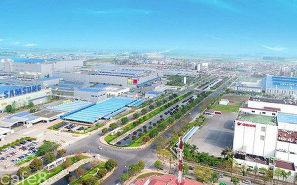 """Làn sóng dịch chuyển FDI từ Trung Quốc về Việt Nam tăng mạnh, cổ phiếu hạ tầng khu công nghiệp tăng trưởng """"phi mã"""""""