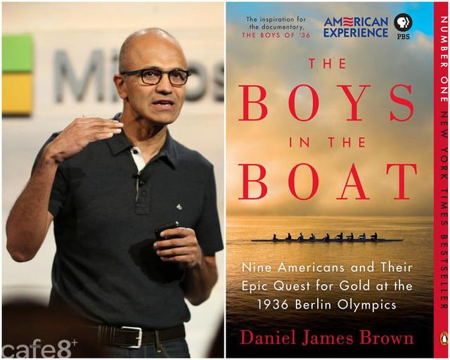 Những cuốn sách gối đầu giường 8 bộ óc thiên tài nhất thế giới luôn đọc hàng đêm: Jeff Bezos chọn tiểu thuyết, CEO Google thích y khoa - Ảnh 6.