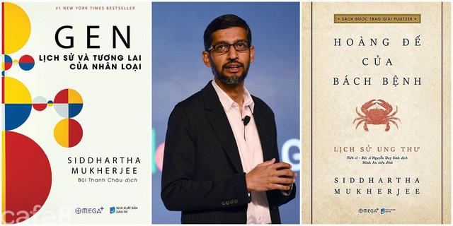 Những cuốn sách gối đầu giường 8 bộ óc thiên tài nhất thế giới luôn đọc hàng đêm: Jeff Bezos chọn tiểu thuyết, CEO Google thích y khoa - Ảnh 7.