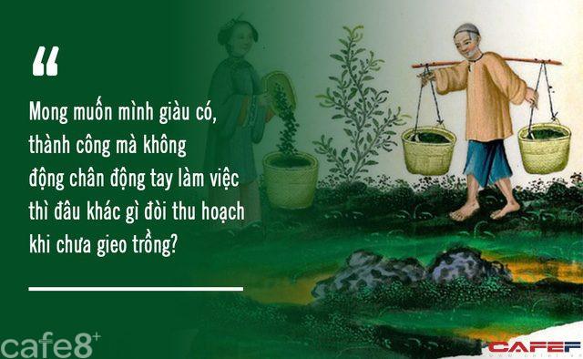 Dành nửa đời người trồng dưa thần, 2 anh em nhận về kết quả chẳng ai giống ai: Người biết đặt nền móng thành công nhất định sẽ có phẩm chất này! - Ảnh 3.