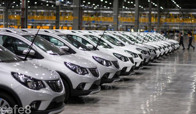 Báo Trung Quốc: Việt Nam tăng vọt nhập ô tô ngoại, liệu thương hiệu Vinfast có thể cất cánh? - Ảnh 2.
