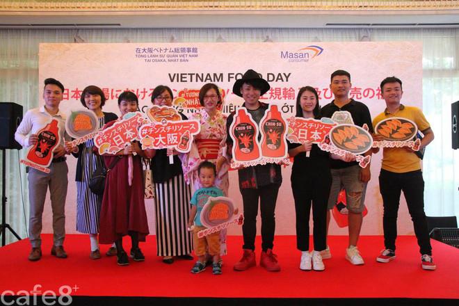 """Chai tương ớt Chin-su của người Việt """"nổi bật"""" trên trang báo lớn của Nhật - Ảnh 6."""
