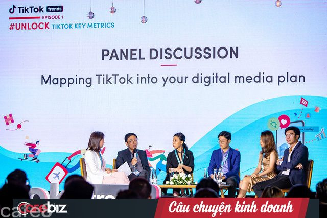 TikTok chưa đặt nặng vấn đề doanh thu ở Việt Nam trong thời gian đầu thương mại hóa, mà tập trung vào giáo dục thị trường - Ảnh 1.