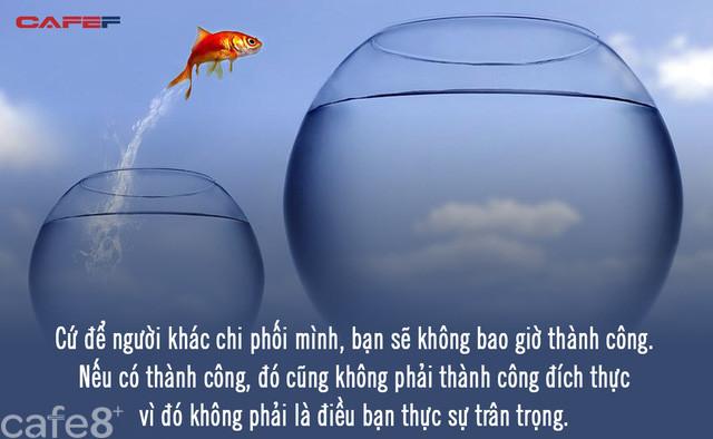 Có 5 thứ trên đời, chẳng chịu hy sinh thì đừng mơ đến một tương lai tốt đẹp hơn: Muốn có thứ không ai có, phải dám làm điều không ai làm! - Ảnh 1.