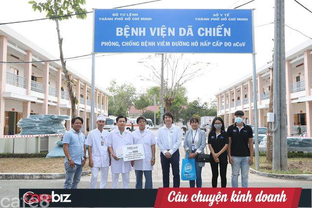 Các doanh nghiệp Việt marketing trong 'bão' Corona: Startup rau hữu cơ bán thêm gel rửa tay, ngân hàng mở gói vay ưu đãi cho ngành y tế, công ty khóa tặng chuông cửa thông minh cho bệnh viện - Ảnh 4.