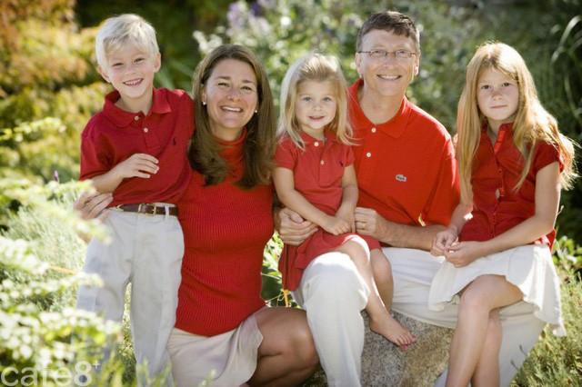 Xây công ty nghìn tỷ USD nhưng Bill và Melinda Gates vẫn duy trì hôn nhân bền chặt suốt 26 năm: Chẳng ai quá bận để vun đắp cho gia đình! - Ảnh 1.