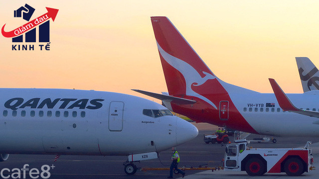 Gửi nhân viên sang bán hàng siêu thị, hãng hàng không Úc giải quyết được việc làm cho 5.000 người thất nghiệp vì ngừng bay - Ảnh 1.