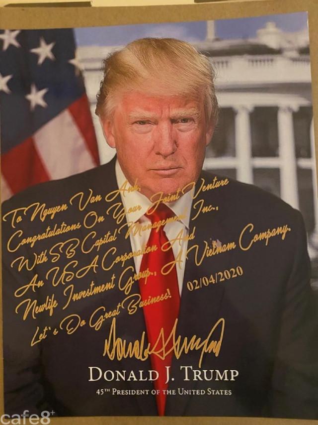Từng gây sốc khi công bố nhận đầu tư 1 tỷ USD và CEO nhận lời chúc từ Tổng thống Trump, tên miền của công ty GoldGame bị tạm dừng hoạt động, thanh tra 4 lần gọi đến làm việc nhưng bặt vô âm tín - Ảnh 3.