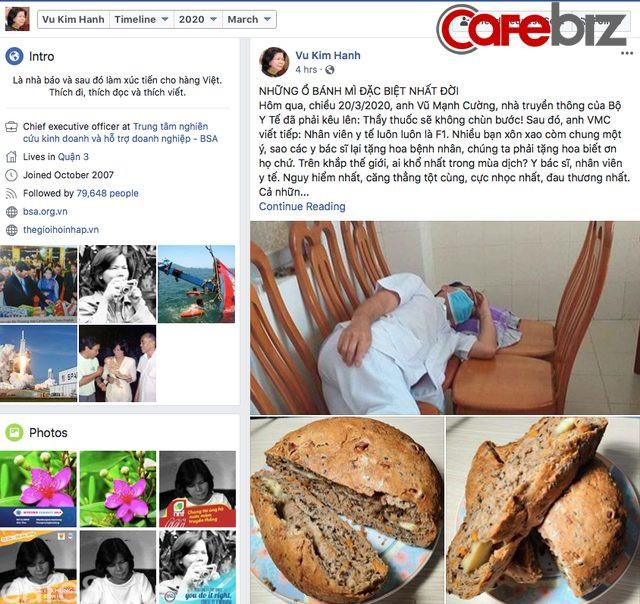 Vua bánh mì Kao Siêu Lực sáng chế loại bánh dành tặng riêng các y bác sỹ ở tuyến đầu chống dịch Covid-19: Chất dinh dưỡng tương đương một bữa ăn, để 1 tuần vẫn ngon - Ảnh 1.