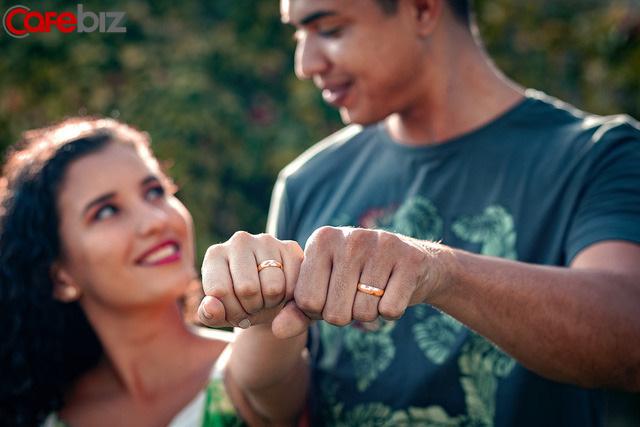 Quy tắc ngầm trong hôn nhân: Có chồng tốt, rồi thì mới có vợ hiền - Ảnh 1.
