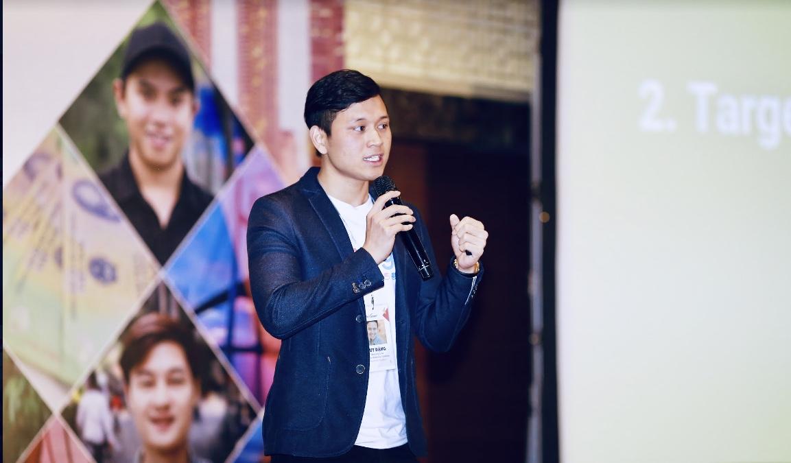 Ông Đặng Lê Huy - Đồng sáng lập kiêm CEO Riviu. Ảnh: Riviu.