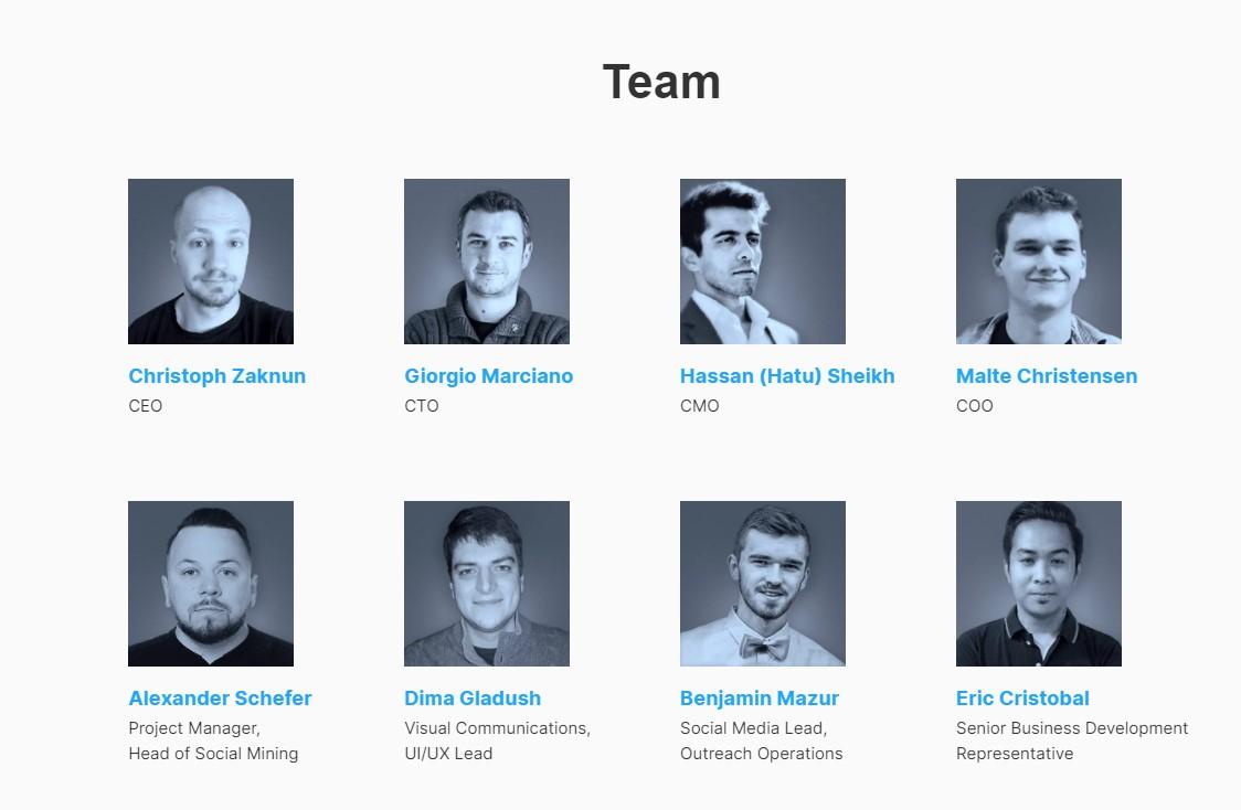 Dao maker team