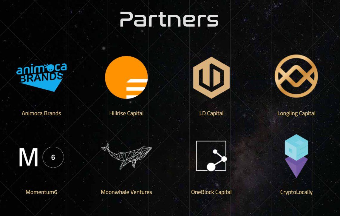 alien worlds partnership